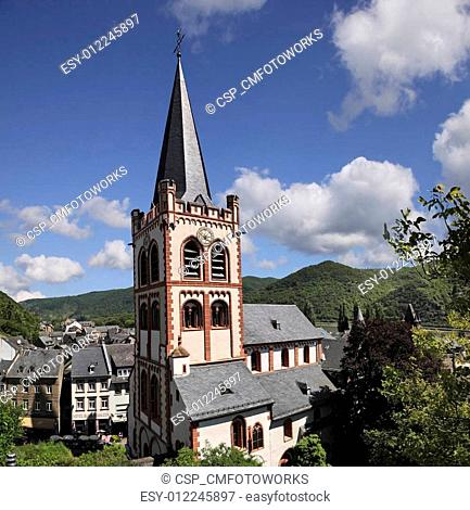 Church of Sankt Peter in Bacharach