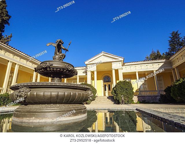 Concha y Toro House, Pirque, Santiago Metropolitan Region, Chile