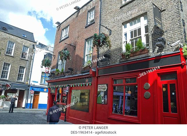 The Temple Bar, Dublin, Ireland