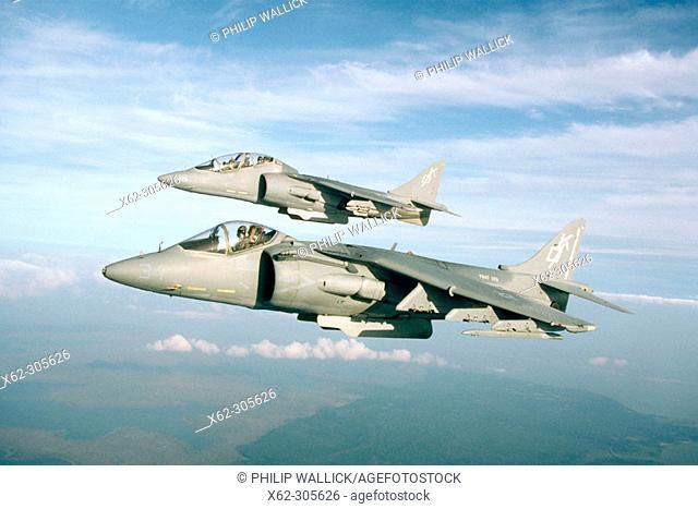 AV-8B Harrier II (U.S. Marine Corps)