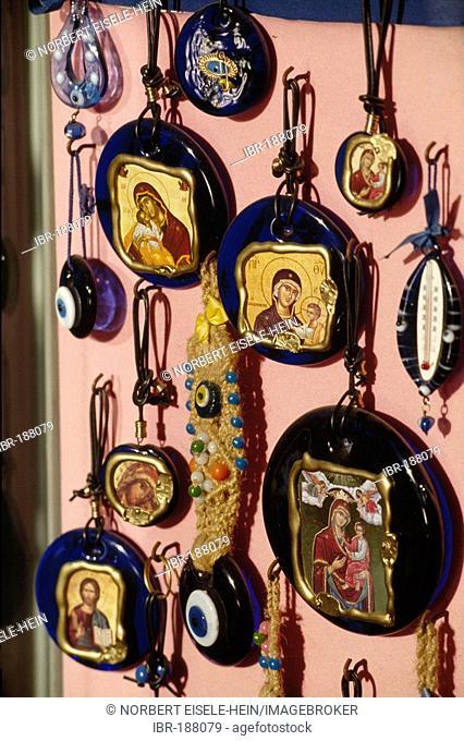Souvenirs, Corfu, Greece