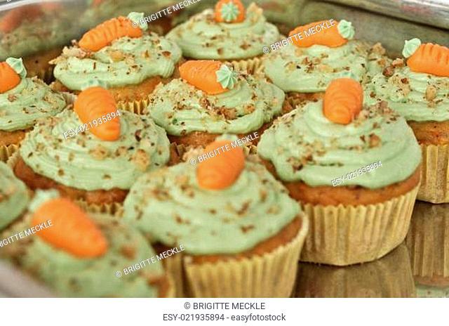 Rübli Cupcake