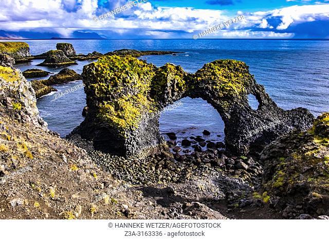 Gatklettur - Arch Rock, Snaefellsnes peninsula, Iceland