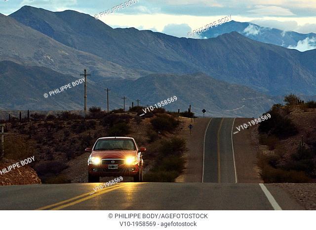 Argentina, Province of Ju Juy, Road N¬89