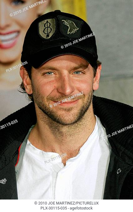 Bradley Cooper at the Premiere of Touchstone Pictures' When in Rome. Arrivals held at El Capitan Theatre in Hollywood CA, January 27, 2010