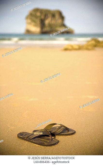 Ballota beach
