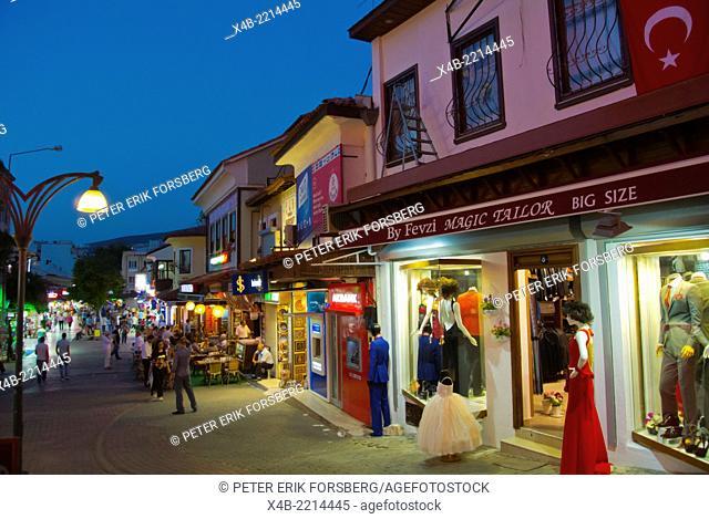 Shops, Kusadasi, Turkey, Asia Minor