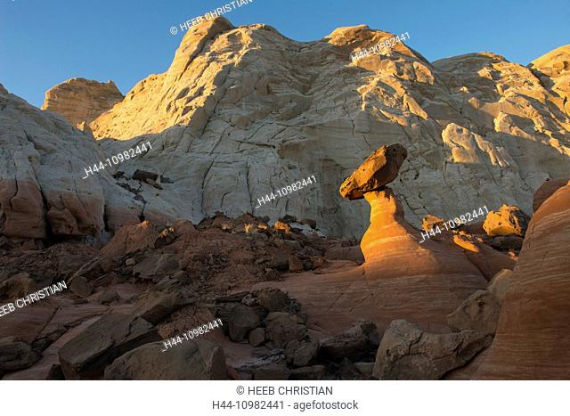 Grand Staircase Escalante National Monument in Utah