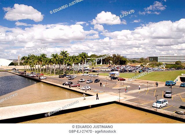 Three Powers Square, Distrito Federal, Brasília, Brazil
