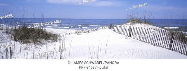 Beach Gulf of Mexico St Joseph Peninsula State Park FL