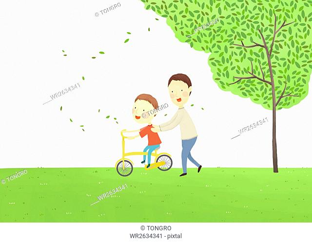 Harmonious family