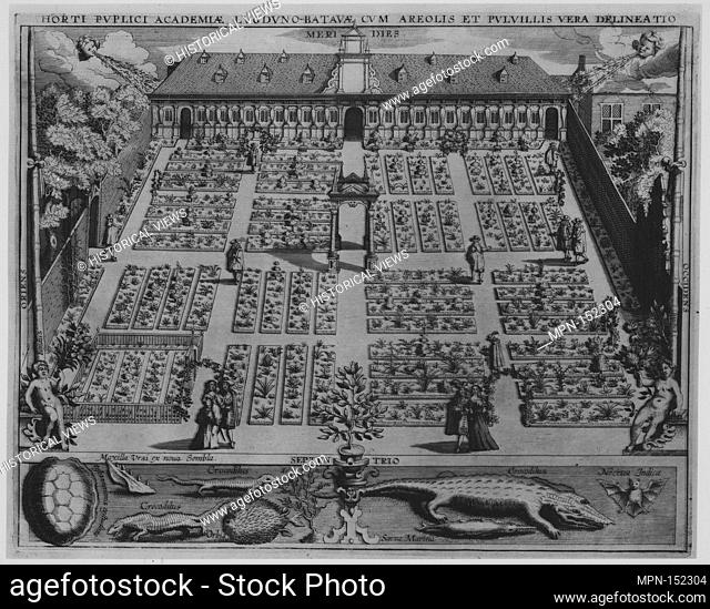 Compendium of several print series of architecture, gardens and furniture. Artist: Valérien Regnard (active ca. 1610-1650); Artist: Pietro Ferrerio (Italian