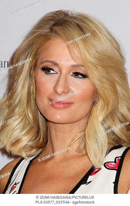 Paris Hilton 04/17/2018 The Colleagues and Oscar de la Renta's Annual Spring Luncheon held at The Beverly Wilshire Hotel in Beverly Hills