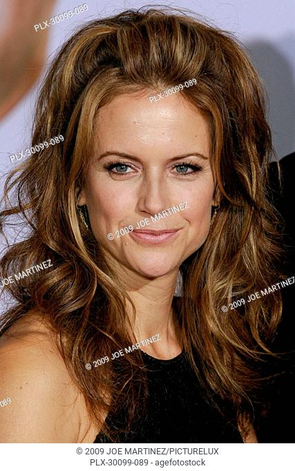 Kelly Preston at the Premiere of Walt Disney Pictures' Old Dogs. Arrivals held at the El Capitan Theatre in Hollywood, CA November 9, 2009