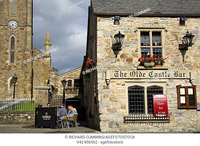 The Olde Castle Bar, Donegal Town, County Donegal, Ireland