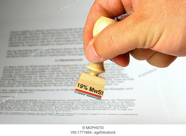 19% VAT - 01/01/2009