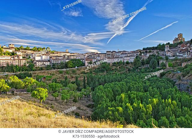 Sepúlveda. Segovia Province. Castilla y Leon. Spain