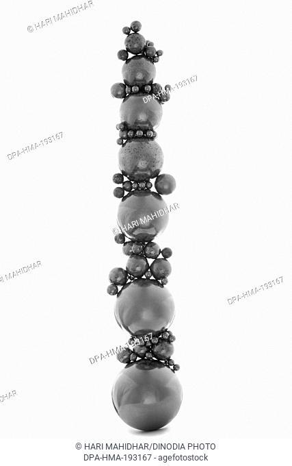 Balancing of bearing balls, india, asia