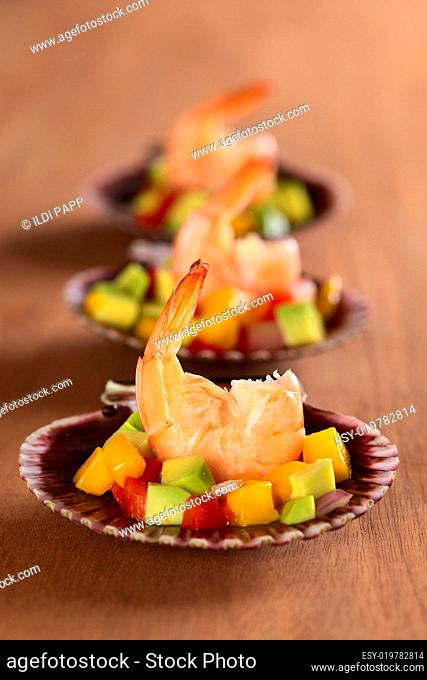 King Prawn Appetizer