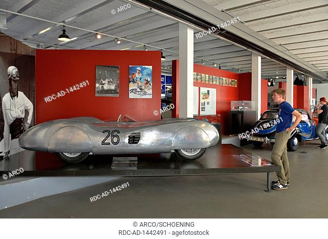 AWE R3 Rennkollektivwagen, Auto, Ausstellung, Automobile Welt Eisenach, Friedrich-Naumann-Strasse, Eisenach, Thueringen, Deutschland