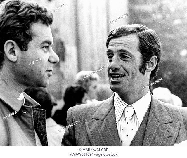 jean paul belmondo, borsalino, 1970