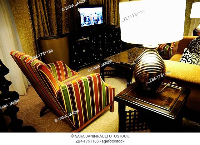 Room, Movenpick Hotel, Petra, Jordan, Middle East