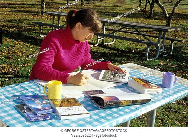 Trip planning, Willamette Mission State Park, Oregon