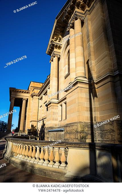 State Library of New South Wales, Sydney, Australia