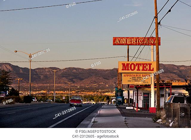 Albuquerque, New Mexicxo. USA