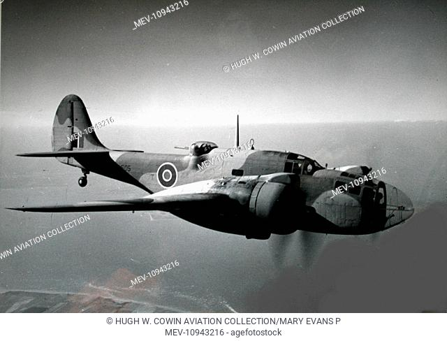 Martin 187 Baltimore -another American bomber used by the RAF, mainly in North Africa