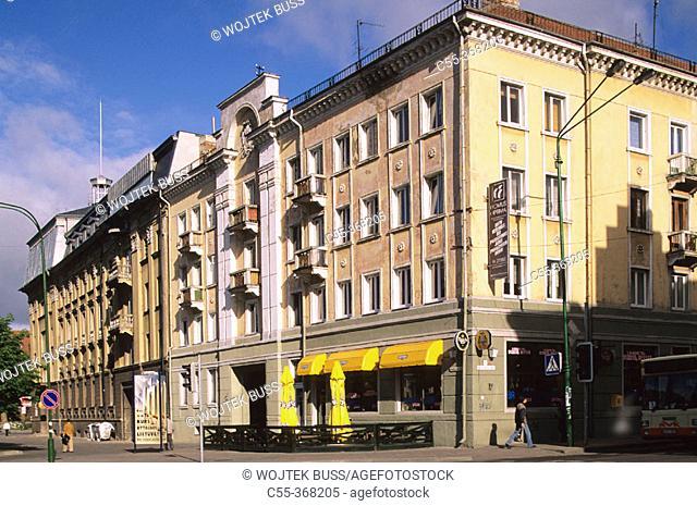 Klaipeda. Lithuania
