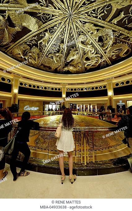 China, Macau, Casino Galaxy Star World hotel