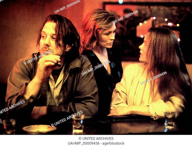 Barfly, (BARFLY) USA 1987, Regie: Barbet Schroeder, MICKEY ROURKE, FAYE DUNAWAY, Stichwort: Bar
