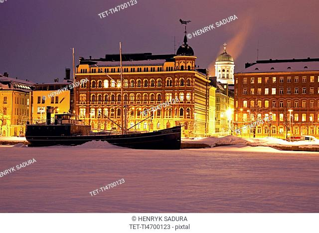 Finland, Helsinki, Lutheran Cathedral