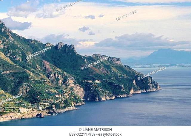 Amalfi Kueste - Amalfi coast 02