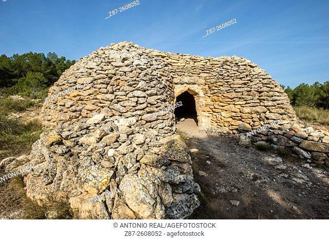 Cuco de los Garganchines, Almansa, Albacete province. Spain