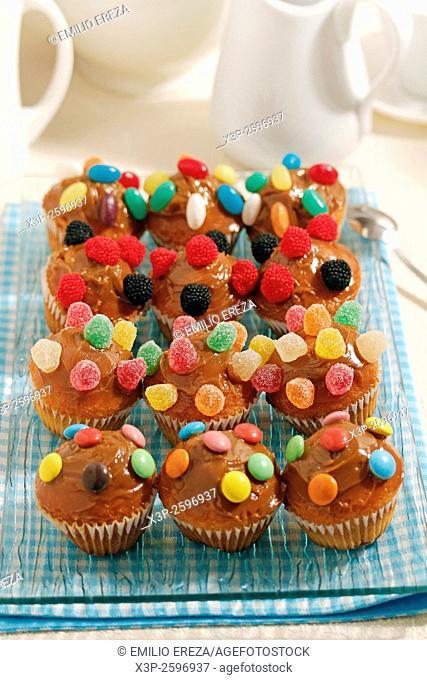 Easy homemade cupcakes