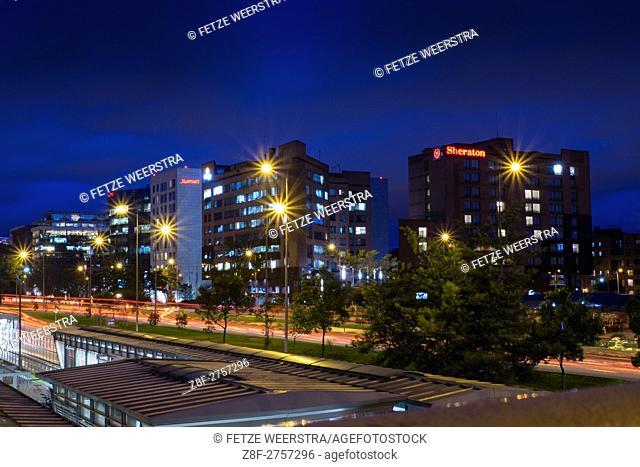 Hotels in Salitre Neighbourhood, Bogotá