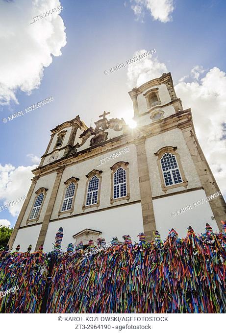 Nosso Senhor do Bonfim Church, Salvador, State of Bahia, Brazil