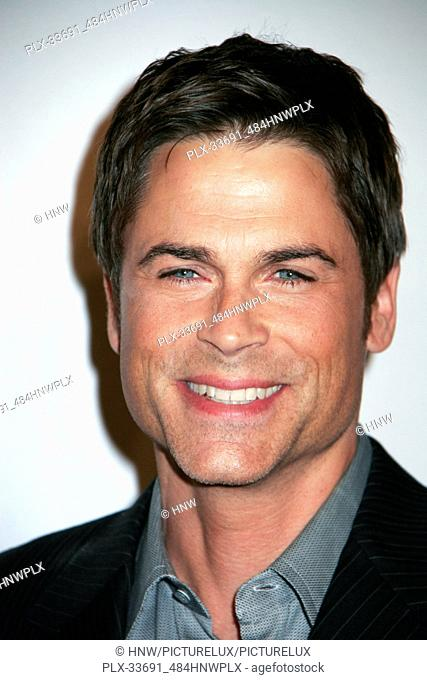 "Rob Lowe 11/01/08 """"11th Hollywood Legacy Awards"""" @ Esquire House Hollywood Hills, Los Angeles Photo by Izumi Hasegawa/HNW / PictureLux (November 1, 2008)"