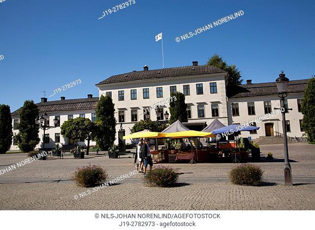 Governor residence Nyköping, Sweden