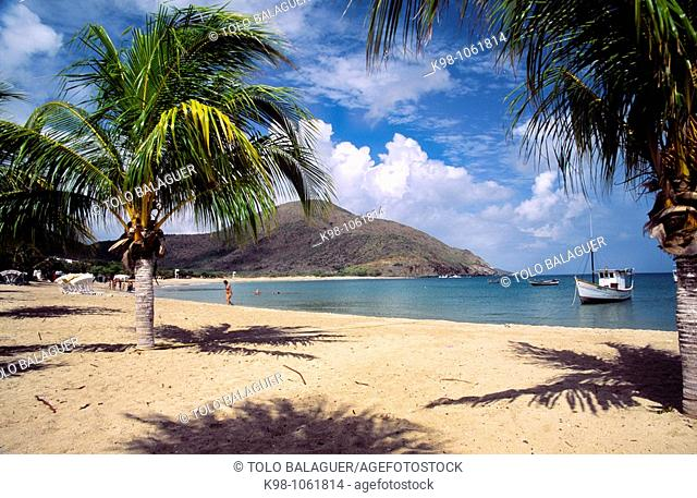 Playa Manzanillo, Isla Margarita, Nueva Esparta State, Venezuela