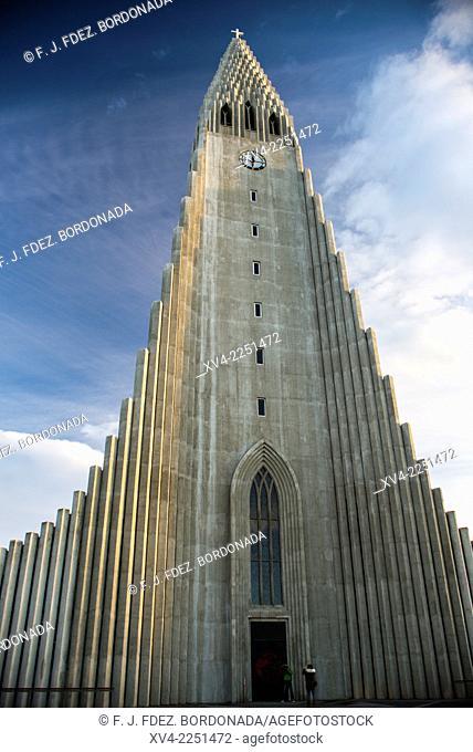 Hallgrimskirkja Cathedral, Iceland