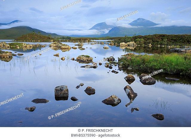Rannoch Moor, Stob a' Choire Odhair, United Kingdom, Scotland