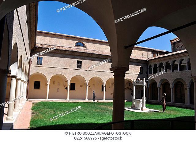 Ravenna (Italy): the Chiostri Francescani