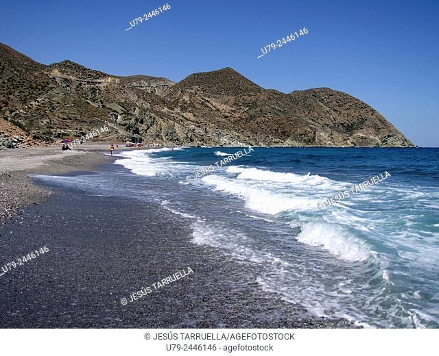 Playas de Mojácar. Almería. Andalucía. España