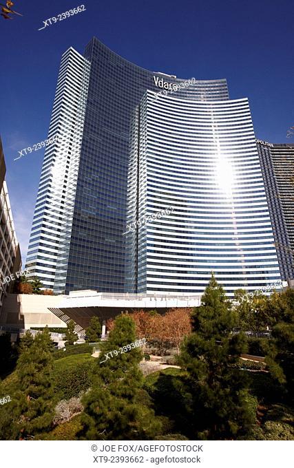 vdara condo hotel and spa Las Vegas Nevada USA