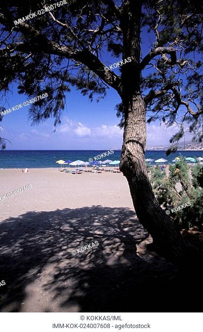 Paleohora, beach , Greece, Crete, Hania South