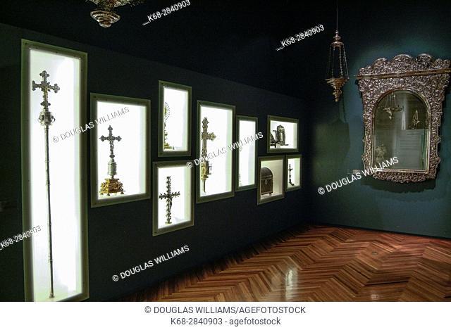 Franz Mayer museum in Mexico City, Mexico
