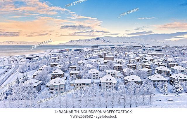 Winter wonderfuland, Reykjavik, Iceland